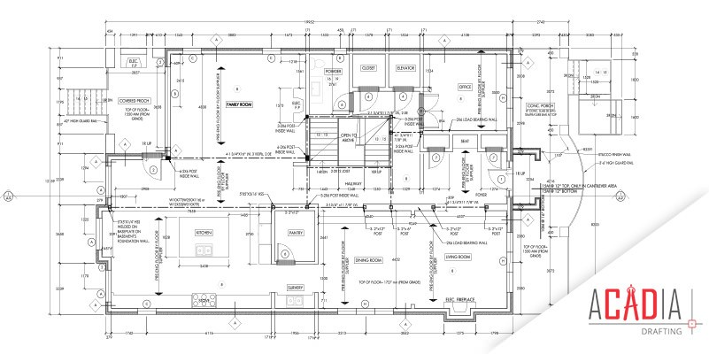 about acadia drafting plans shop drawings and more acadia