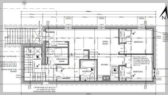 basement drawing permit