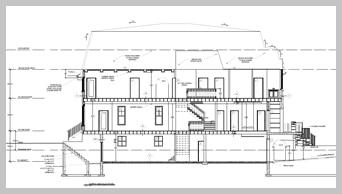 custom homes drafting